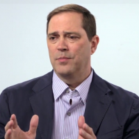 Chuck Robbins, CEO de Cisco :