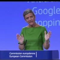 Google écope d'une amende de 2,42 Md€