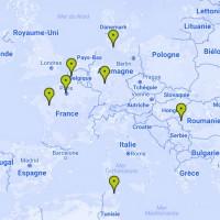 Helpline est implanté en France, en Allemagne, en Roumanie et en Tunisie.