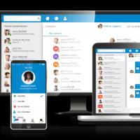 L'offre de communications unifiées en mode cloud d'ALE, Rainbow, est maintenant accessible à travers la plateforme MyOpenIP d'OpenIP. (Crédit photo : OpenIP)