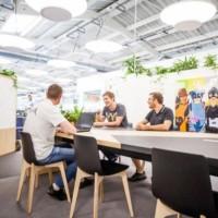 OVH prévoit de recruter 1 000 personnes à Nantes, Bordeaux, Paris, Rennes, Roubaix, Lyon, Brest, Toulouse et Strasbourg. (crédit : OVH)