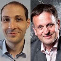Pierre-Emmanuel Pichaud (à gauche) et Joël Péra assurent désormais la gestion de l'activité de Datech. Crédit photo : D.R.