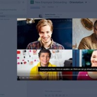 Microsoft Teams va devenir le premier outil de communication d'Office 365. (crédit : Microsoft)