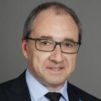 Thierry Cattoux, président de Serians et chargé du développement des ventes de Konica Minolta BS :