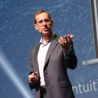 Mike Tuchen, CEO de Talend, était à Paris en octobre dernier à l'occasion de la conférence Talend Connect. (Crédit : M.G.)