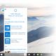 Premi�re mise � jour majeure pour Windows 10