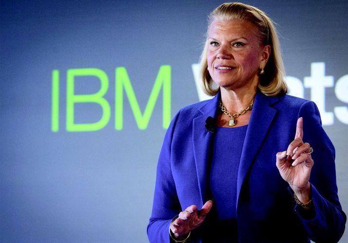 IBM accuse à nouveau un recul prononcé de son chiffre d'affaires