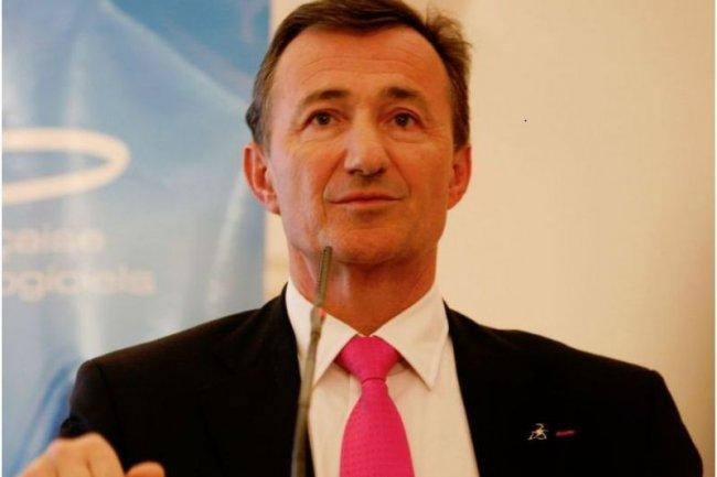 Bernard Charl�s, le directeur g�n�ral de Dassault Syst�mes