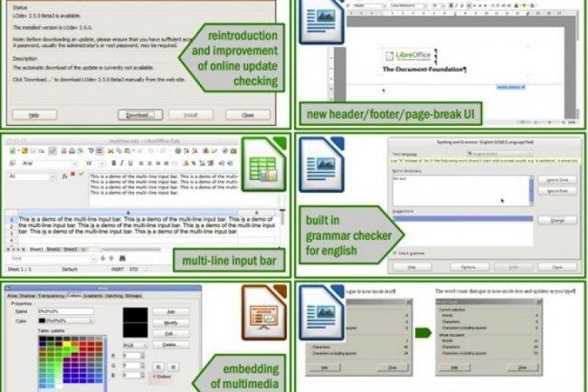Libreoffice arrive dans sa version 3 5 le monde informatique - Correcteur orthographique open office ...
