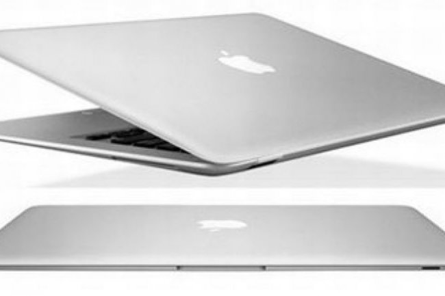 La prochaine génération de MacBook pourrait bien ressembler à ce modèle très épuré, crédit IDG NS
