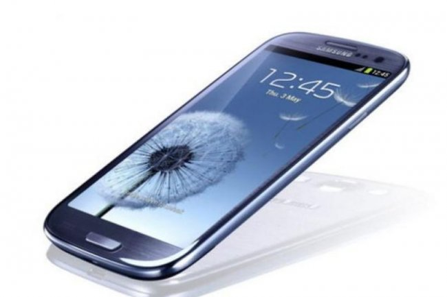 Test Samsung Galaxy S3 : une tr�s bonne alternative � l'iPhone