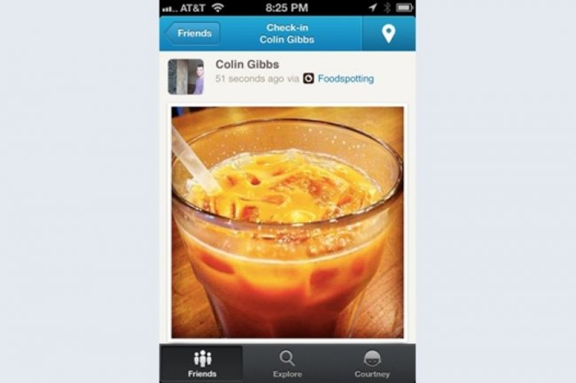Foursquare lance les Connected Apps