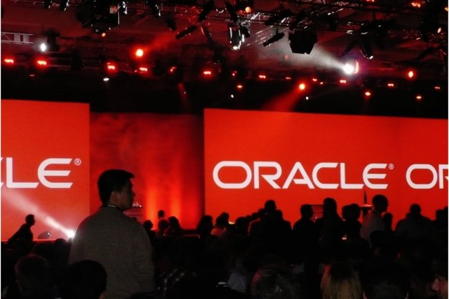 Sur l'�dition 2011 de sa conf�rence OpenWorld, Oracle avait annonc� 45 000 inscriptions (cr�dit photo : M.G.)