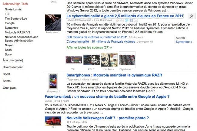 Droits d'auteur : Google de nouveau sur le banc des accus�s