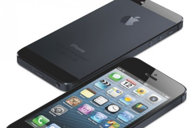 L'iPhone 5 est officiellement commercialis� le vendredi 21 septembre.