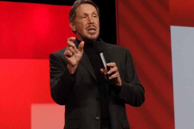 Larry Ellison, le CEO d'Oracle, a dévoilé les prémisses de sa base de données 12c lors d'OpenWorld 2012