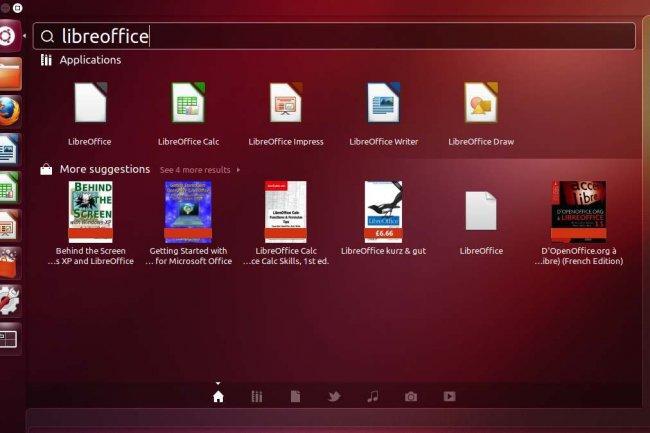 Ubuntu 12.10 simplifie l'acc�s aux services Internet
