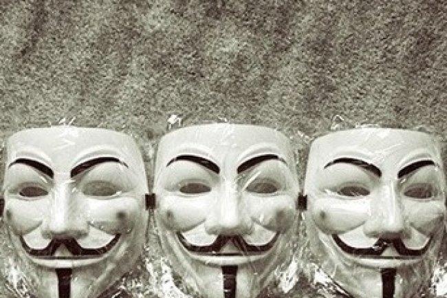 Anonymous n'est pas parvenu  à mettre Facebook hors service