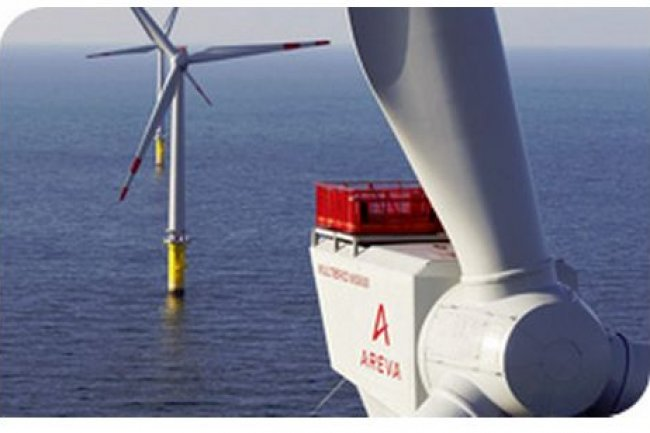 (Cr�dit photo : Areva Business Group Energies Renouvelables)
