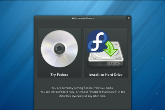 Fedora 18 arrive enfin en version b�ta