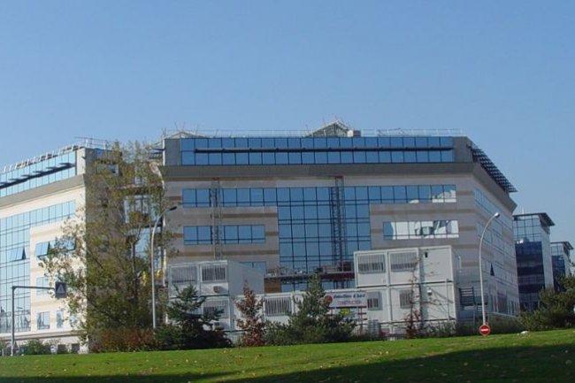 Le site d'Alcatel-Lucent à Vélizy-Villacoublay. Crédit: D.R