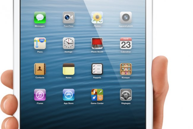 L'iPad mini cannibalise les ventes d'iPad, pas celles des tablettes Android