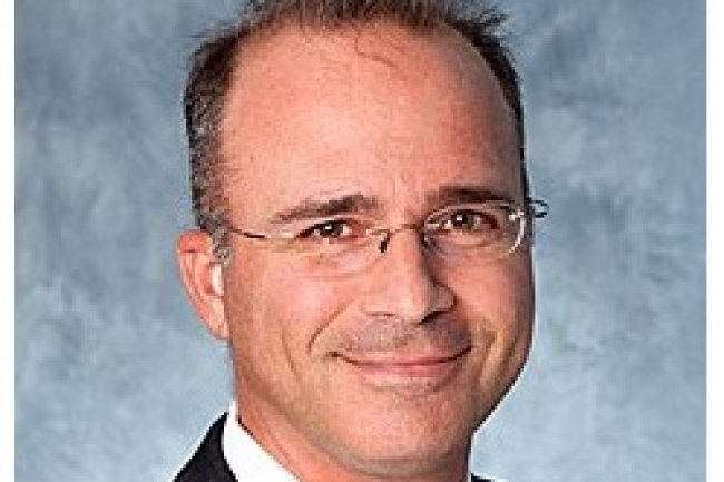 Jason Yotopoulos, vice pr�sident ex�cutif de la recherche et de l�incubation de SAP au niveau mondial. (cr�dit photo : D.R.)