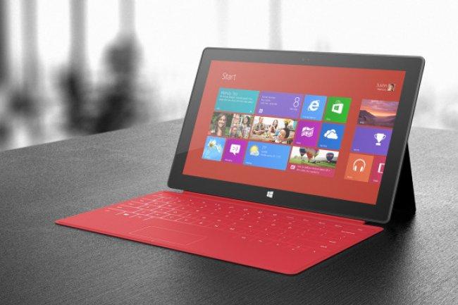 Avec Surface RT, Microsoft pourrait pr�parer le terrain pour ses partenaires