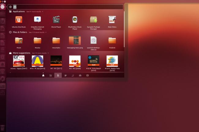 Parmi les avanc�es de Linux en 2012, Ubuntu 12.10