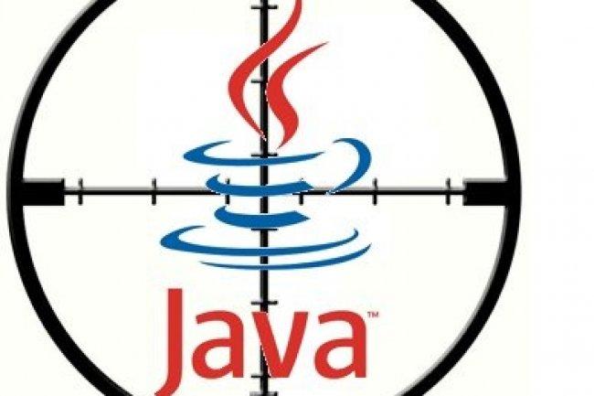 Une mise � jour Java bidon dissimule un malware