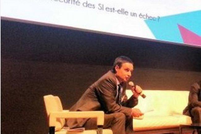 Patrick Pailloux, directeur g�n�ral de l'ANSSI (Agence Nationale de la S�curit� des Syst�mes d'information)