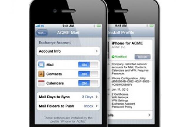 Cauchemar dans le Byod : iOS 6.1 sature les serveurs Exchange