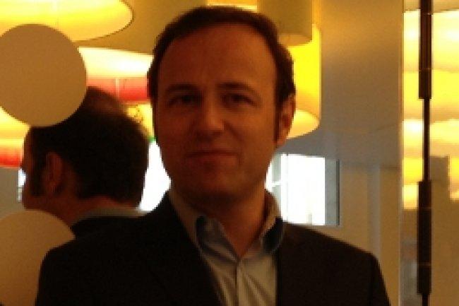 Pierre Barnabé, Directeur Général de SFR Business Team