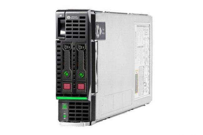 Les lames ProLiant WS460c Gen8 accueillent jusqu'à huit GPU Nvidia.