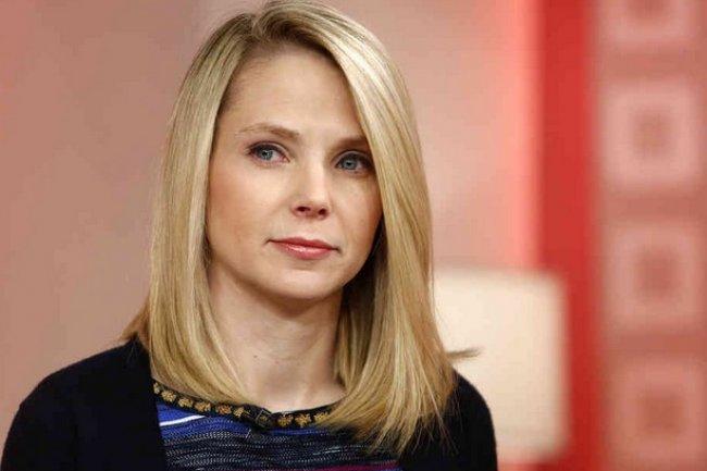 La nomination de Marissa Meyer chez Yahoo a �t� une surprise. Elle tente depuis de r�veiller un g�ant assoupi. Cr�dit D.R.