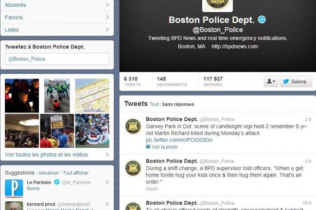 Utile � la police, Twitter a �aglement diffus� de fausses informations � Boston comme le pr�tendu brouillage des cellulaires