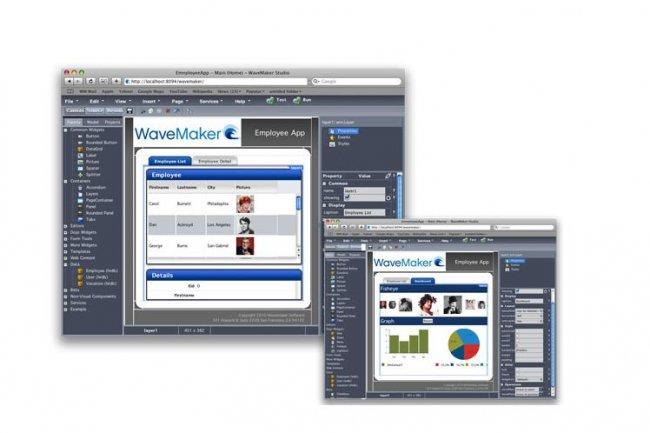 La plateforme de d�veloppement d�applications web et cloud WaveMaker quitte VMware pour aller chez Pramati. Les termes de la transaction n�ont pas �t� communiqu�s.