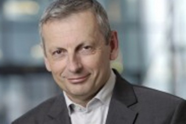 <b>Jean René Cazeneuve</b>, directeur général de Bouygues Telecom Entreprises <b>...</b> - 000000033236