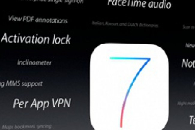 10 fonctions iOS 7 pour l'entreprise