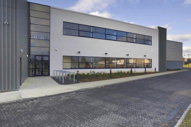 Le site de Clonshaugh accueille le datacenter d'Eircom utilisé par AWS. Crédit D.R.