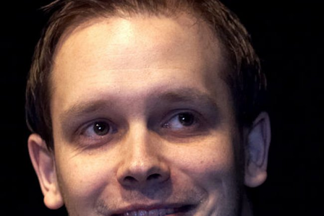 Peter Sunde de The Pirate Bay n'a pas tard� � r�agir au scandale Prism. Cr�dit D.R.