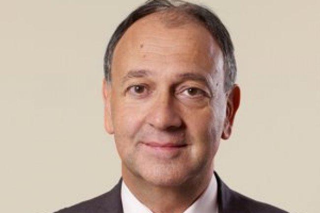 Paul Hermelin, PDG de Capgemini, se montre prudemment optimiste pour la fin de l'année. Crédit D.R.