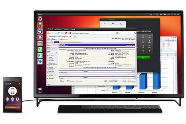 Canonical lancera Ubuntu Touch le 17 octobre