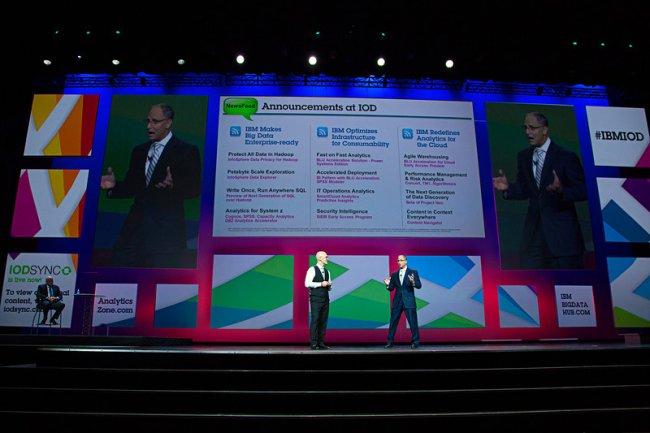 Les solutions proposées par IBM permettront aux entreprises de disposer d'informatique cognitive sur toute leur infrastructure
