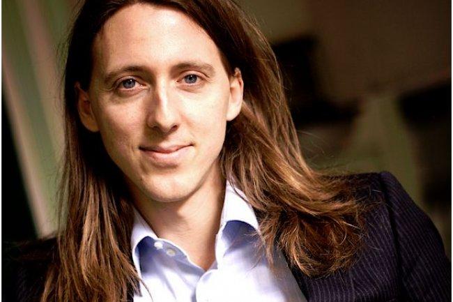 Julien Stern, co-fondateur et directeur général de l'éditeur français Cryptolog, qui gère la plateforme Univerversign. (crédit : D.R.)