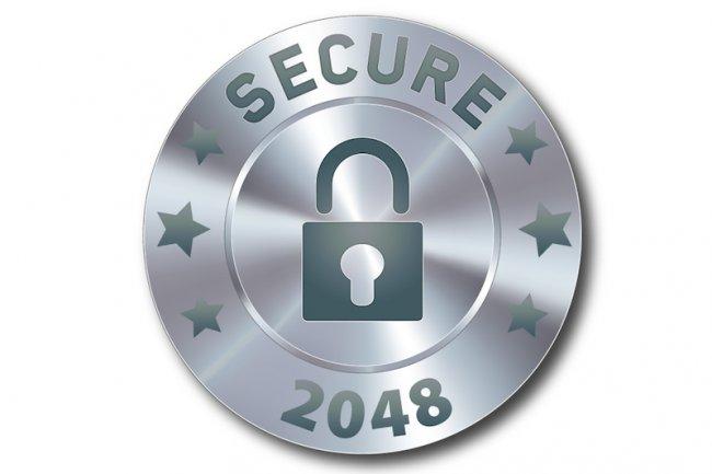 Google achève la mise à jour des certificats SSL en 2048 bits