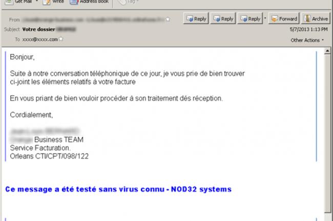 Le malware Blackshades cible notamment les applications de messagrie. Cr�dit: D.R
