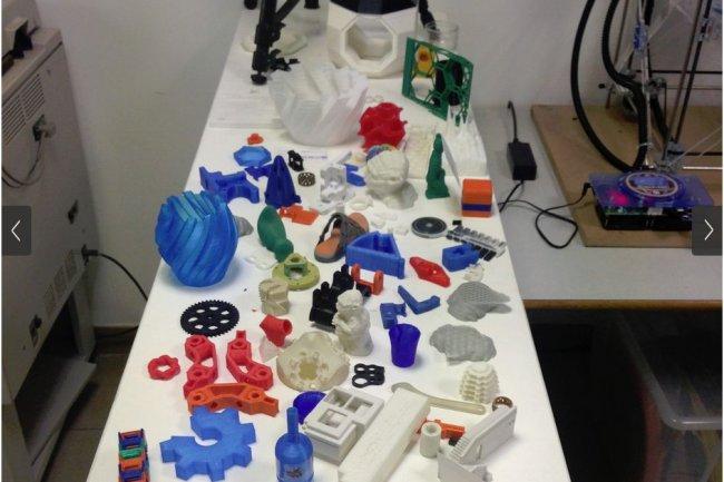 Impression 3D au FabLab Toulouse, retenu parmi les 14 dossiers de l'appel à projets Fab Lab.