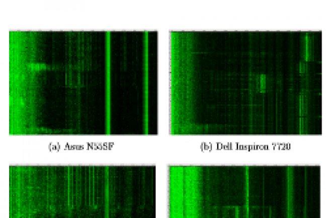 Les chercheurs ont analysé le bruit des CPU de plusieurs ordinateurs. Crédit Photo
