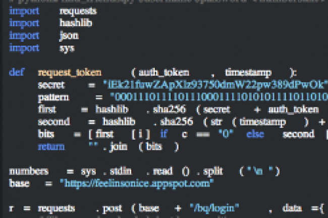 Le groupe de hackers a détaillé son attaque sur Snapchat. Crédit Photo: D.R